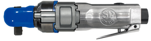 "Super Fast Mini Impact Ratchet Part #: SPA-SP 1765HD  Drive: 3/8""  Max Torque: 55 ft-lbs  RPM: 700"