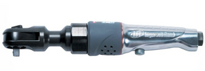"Super Duty, High Power Air Ratchet Wrench Part #: IR-109XPA  Drive: 3/8""  Max Torque: 76 ft-lbs  RPM: 220  dBA: 92.4"