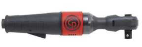 "High Power, Compact Air Ratchet Part #: CP-7829H  Drive: 1/2""  Max Torque: 70 ft-lbs  RPM: 225  dBA: 85"