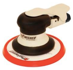 "ProFinisher material removal Part #: HUT-700  Pad: 6"" PSA  Orbit: 5/16""  RPM: 12,000"