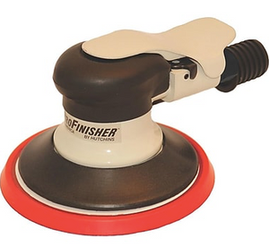 "ProFinisher material removal Part #: HUT-720  Pad: 6"" Velcro  Orbit: 5/16""  RPM: 12,000"