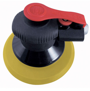 "6"" Low Vibration Finishing Palm Sander Part #: AST-322P Orbit: 3/16"""