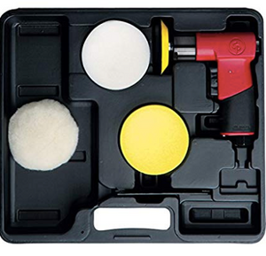 "3"" Mini Polisher Kit Part #: CP-7201P  2500 RPM"