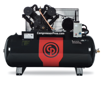 Chicago Pneumatic Air Compressor Model #: RCP-C10123 HS