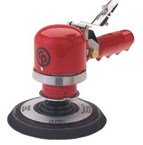 "6"" General Duty Dual Action Sander Part #: CP-870"