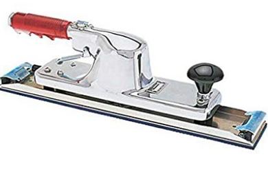 Orbital Long Board Sander Part #: HUT-3800  For primary material removal  Pad size: 2-3/4