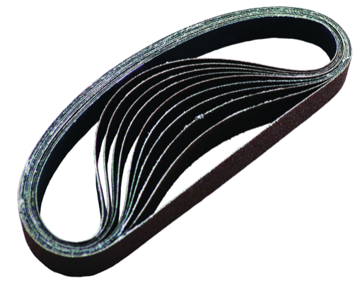 Sanding Belt Part #: AST-303736G  Belt Size: 1/2