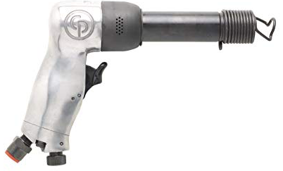 Heavy Duty Air Hammer Part #: CP-714  Shank: .401  BPM: 2000  dBA: 91