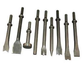 9 Piece All-Purpose Air Hammer Chisel Set Part #: ATD-5730