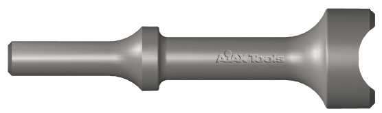 Universal Joint & Tie Rod Tool Part #: AJX-A901  Shank: .401  Length: 4-1/4