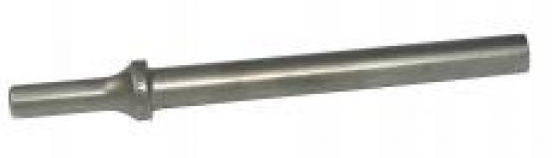 Straight Punch Part #: AJX-A913  Shank: .401  Length: 6-1/2