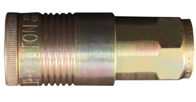 Female Couplers Part #: MIL-S1805 Coupler Style: