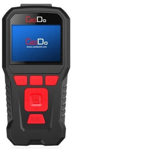 Heavy Duty Truck Code Scanner with Extensive Caterpillar Coverage and Generic OBDII Part #: CDO-HDCODEII