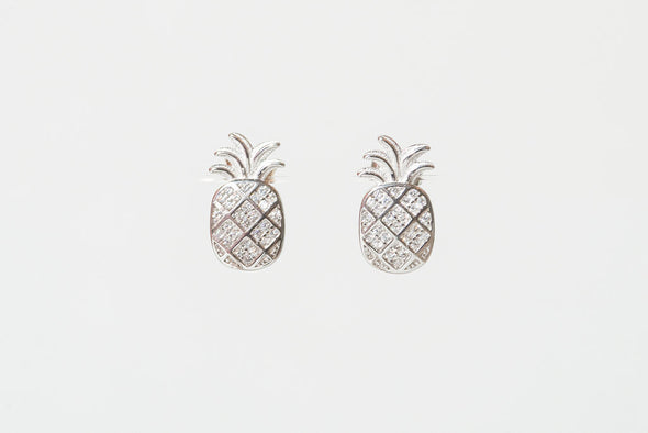 Bahamas Pineapple Earrings