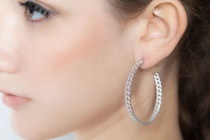 Toulon Hoop Earrings