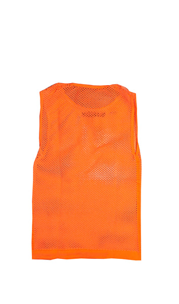 Mesh Orange Undershirt