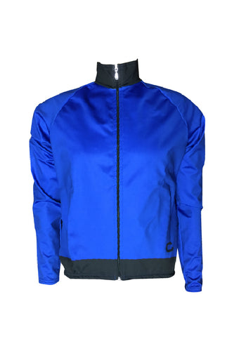 Blue Gabba Jacket