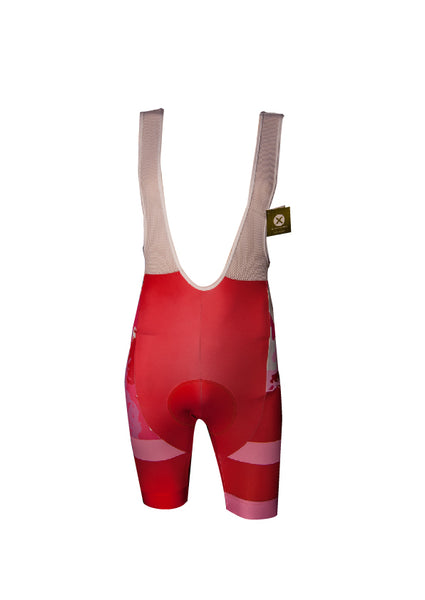 Strawberry Bibshorts