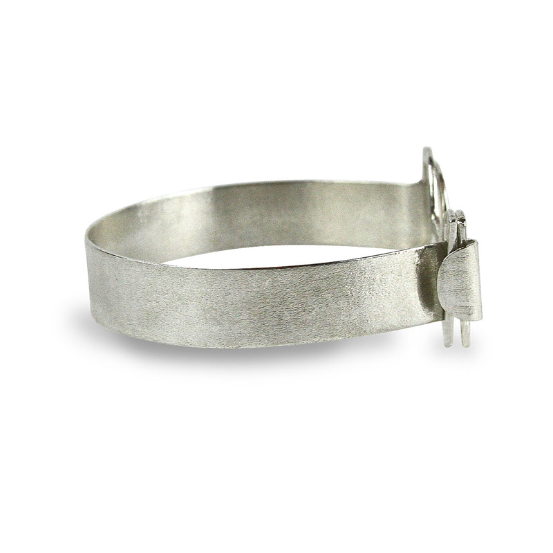 Double Horsebit Hook Bracelet for Men and Women - Tocci Designs