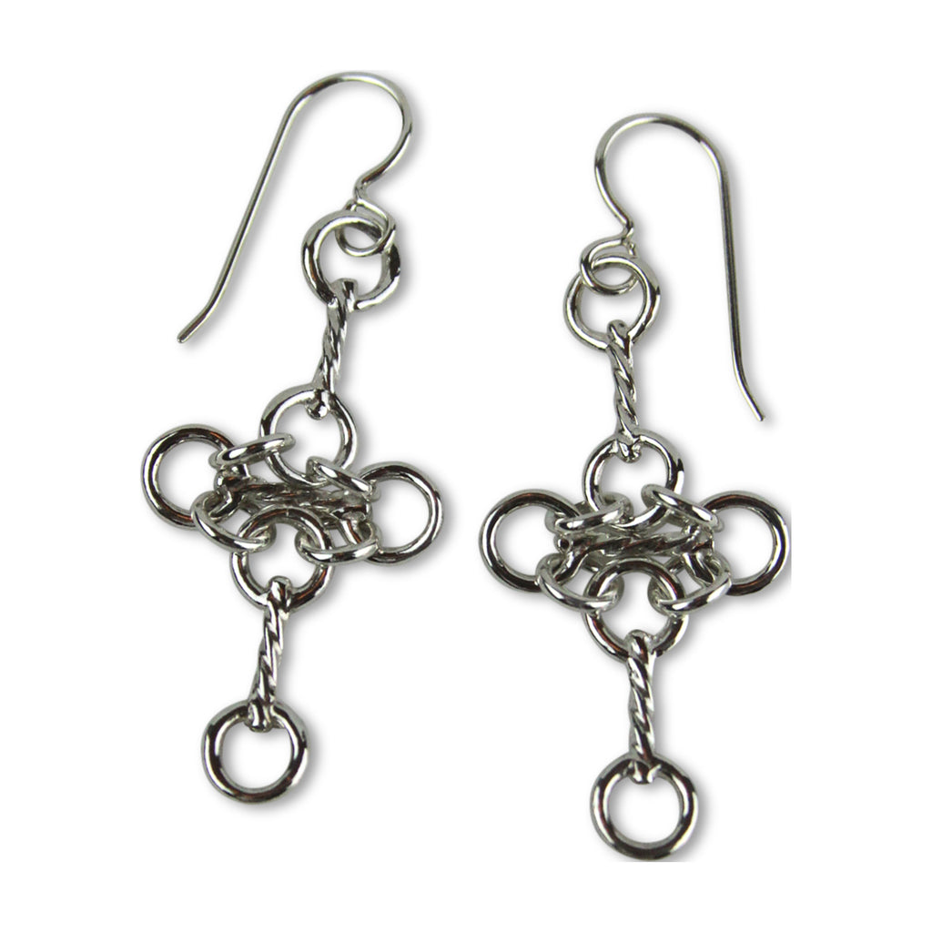 Kissing Bits Earrings - Tocci Designs
