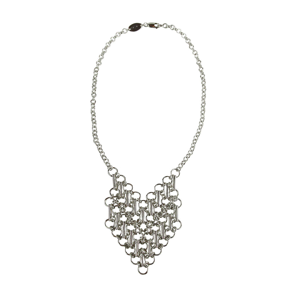 V-Style Bit Necklace - Tocci Designs