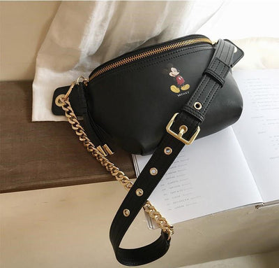 2019 Cute Mickey Mouse Crossbody Bag - Crossbody Bag - ustreetstyle