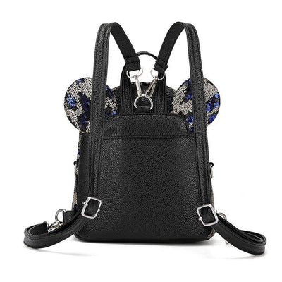 Mickey Mouse Potion Sequined Backpack - Backpack - ustreetstyle