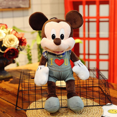 "Mickey & Minnie Mouse ""LOVE"" Plush  – Special Edition"