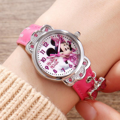 Cute Minnie Mouse Watch - watch - ustreetstyle