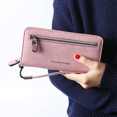 Capacity Card Holder - Wallets - ustreetstyle