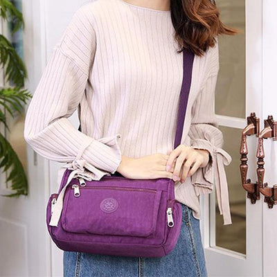 Waterproof Crossbody Bag - Crossbody Bag - ustreetstyle