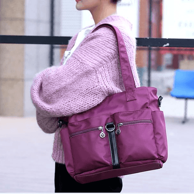 Nylon Female Crossbody Bag - handbags - ustreetstyle