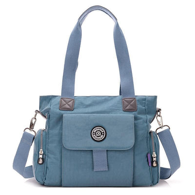 Waterproof Solid Crossbody Bag - Crossbody Bag - ustreetstyle