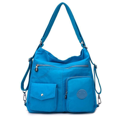 Convertible Backpack shoulder Bag - Handbag - ustreetstyle