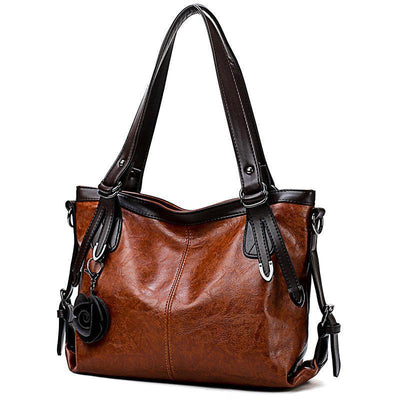 Large Capacity Shoulder Bag Handbag - Handbag - ustreetstyle