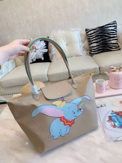 Fashion Dumbo High Capacity Shopping Bag *Limited Edition -  - ustreetstyle