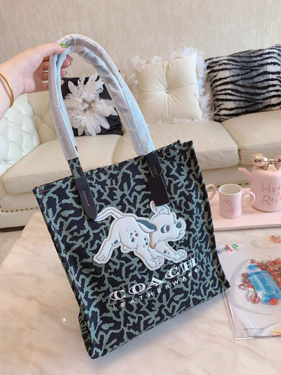 Fashion Dalmatians Street Shoulder Bag *Limited Edition -  - ustreetstyle