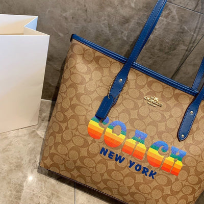 Fashion NY Leather Handbag *Limited Edition - Handbag - ustreetstyle
