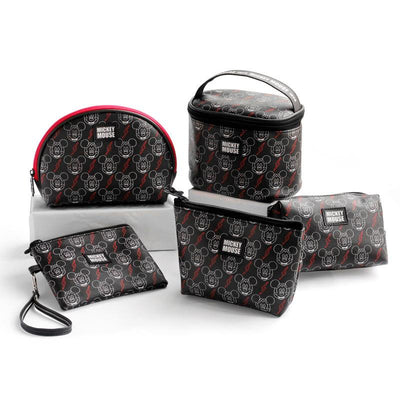 Genuine Mickey Mouse Makeup-Bag, Storage Bag -Black -  - ustreetstyle