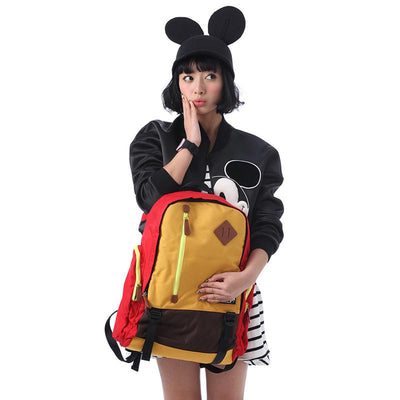 Mickey Mouse pop style backpack - Backpack - ustreetstyle