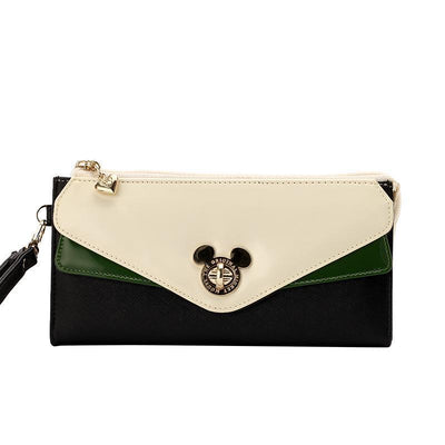 Mickey Mouse Women's Long Wallet - Wallets - ustreetstyle
