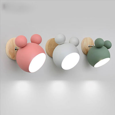 Mickey Mouse Wall Lamp