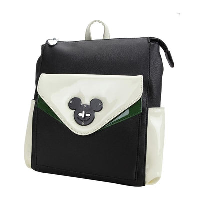 Mickey Mouse Fashion PU Stitching Backpack - Backpack - ustreetstyle