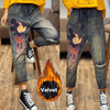 Mickey Mouse Classic Velvet Jeans