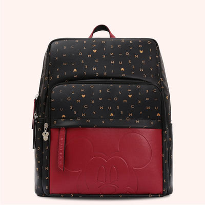 Mickey Large capacity waterproof travel diaper bag - Diaper Bag - ustreetstyle