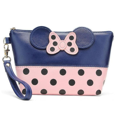 Portable Cute Mouse Waterproof Travel Cosmetic Bags - Bag set - ustreetstyle
