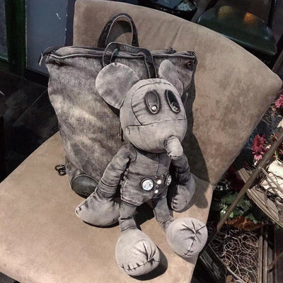 Mickey Mouse Large Capacity Backpack - Backpack - ustreetstyle