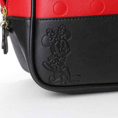 Cute Minnie Style Leather Backpack - Backpack - ustreetstyle