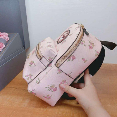 Minnie mini pink backpack *Limited Edition - Backpack - ustreetstyle