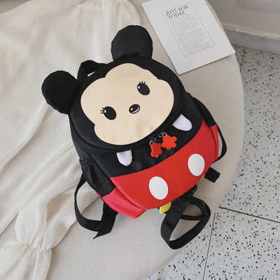 Cute Mickey & Minnie Mouse Backpack - Backpack - ustreetstyle